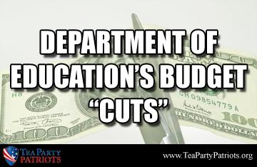DoE Budget Cuts Thumb
