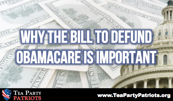 Obamacare Defund
