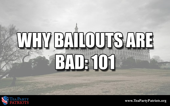 Why Bailouts are Bad Thumb