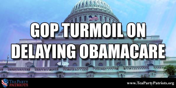 GOP Turmoil Thumb