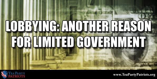 Lobbying Limited Govt Thumb