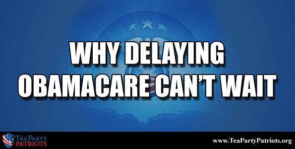 Why Delaying Obamacare Thumb