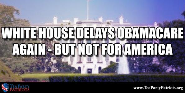 White House Delays Thumb