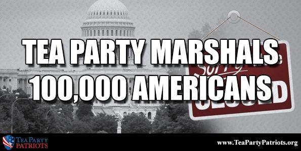 Tea Party 100,000 Thumb