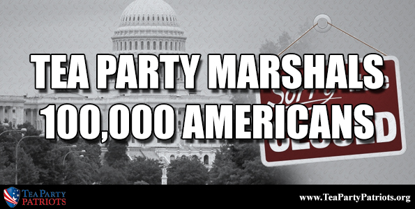 Tea Party 100,000 Thumb